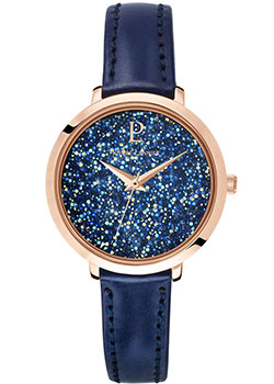 fashion наручные  женские часы Pierre Lannier 105J966. Коллекция Elegance Cristal