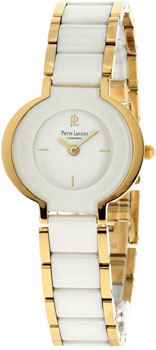 fashion наручные  женские часы Pierre Lannier 126F509. Коллекция Elegance Ceramic
