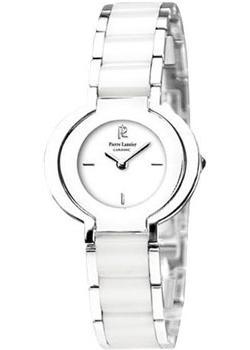 fashion наручные  женские часы Pierre Lannier 128K929. Коллекция Elegance Ceramic