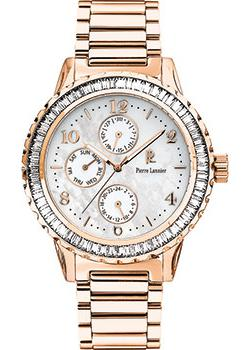fashion наручные  женские часы Pierre Lannier 193D999. Коллекция Week end Selection