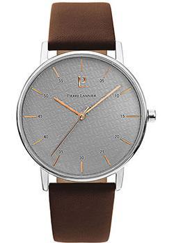 Наручные  мужские часы Pierre Lannier 202J184. Коллекция Elegance Style