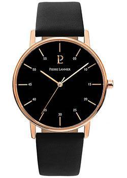 Fashion наручные мужские часы Pierre Lannier 203F033. Коллекция Elegance Style фото