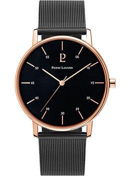 Наручные  мужские часы Pierre Lannier 203F039. Коллекция Elegance Style