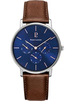 Наручные  мужские часы Pierre Lannier 208G164. Коллекция Week-end Cityline