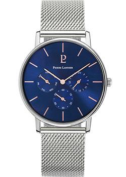 Fashion наручные мужские часы Pierre Lannier 208G168. Коллекция Week-end Cityline фото