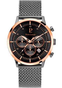 Наручные  мужские часы Pierre Lannier 226D488. Коллекция Elegance Capital