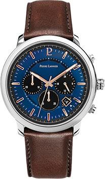 Fashion наручные мужские часы Pierre Lannier 228H164. Коллекция Chrono фото
