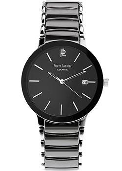 fashion наручные  женские часы Pierre Lannier 255D139. Коллекция Elegance Ceramic