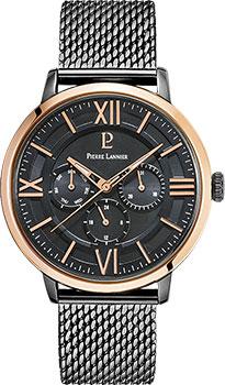 Наручные  мужские часы Pierre Lannier 255F488. Коллекция Beaucour