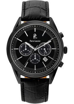 fashion наручные мужские часы Pierre Lannier 272C433. Коллекция Elegance Chrono
