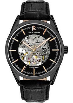 Купить Fashion наручные мужские часы Pierre Lannier 310C433. Коллекция Week End Automatic