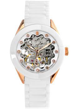 fashion наручные  женские часы Pierre Lannier 312A990. Коллекция Ceramic Automatic