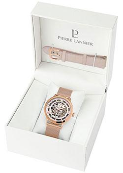 fashion наручные  женские часы Pierre Lannier 362F908. Коллекция Coffrets
