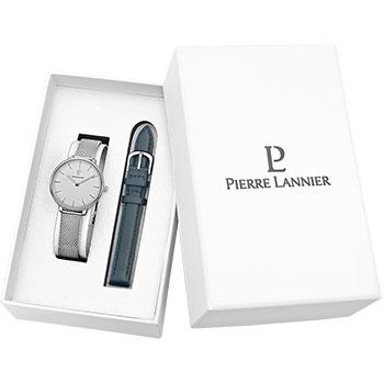 fashion наручные  женские часы Pierre Lannier 363H628. Коллекция Coffrets.