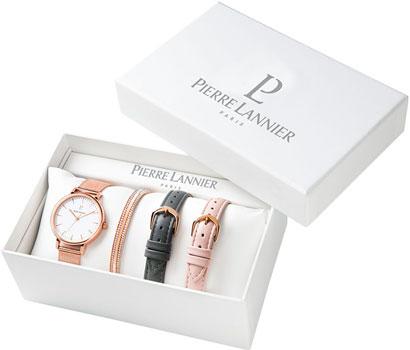 fashion наручные  женские часы Pierre Lannier 366C918. Коллекция Elegance Basic
