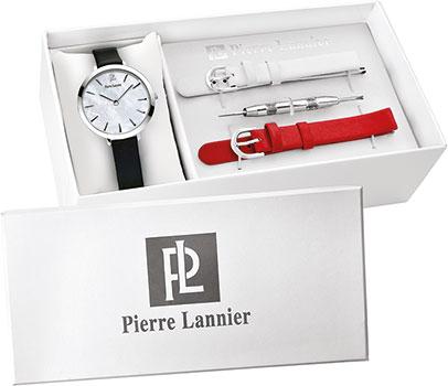 fashion наручные  женские часы Pierre Lannier 368C693. Коллекция Coffrets