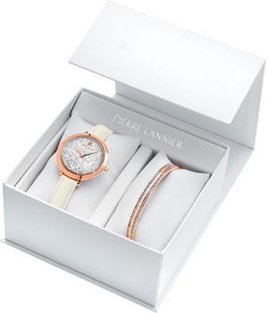 Наручные  женские часы Pierre Lannier 390A905. Коллекция Coffrets