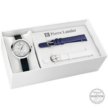 fashion наручные  женские часы Pierre Lannier 394A606. Коллекция Coffrets