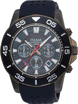 Японские наручные мужские часы Pulsar PT3145X1. Коллекция On The Go