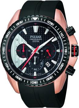Японские наручные мужские часы Pulsar PT3272X1. Коллекция On The Go