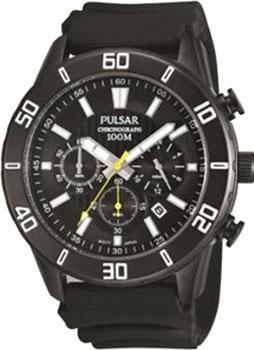 Японские наручные мужские часы Pulsar PT3375X1. Коллекция Easy Style