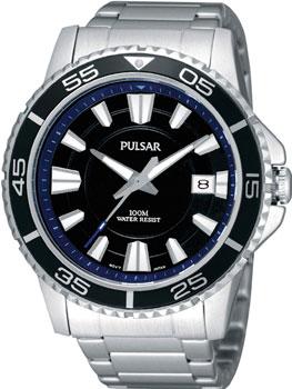 Японские наручные мужские часы Pulsar PXH945X1. Коллекция On The Go
