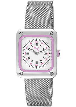fashion наручные женские часы Puma PU102562002. Коллекция Sport