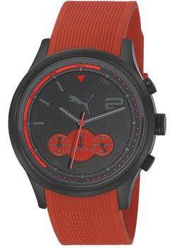 fashion наручные мужские часы Puma PU102741005. Коллекция Chronograph