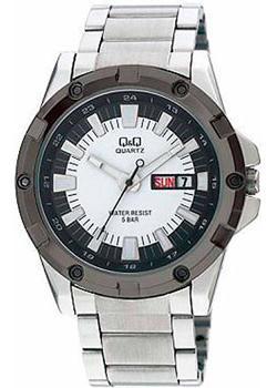 Японские наручные мужские часы Q&Q A150J401. Коллекция Sports