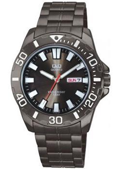 Японские наручные мужские часы Q&Q A174J402. Коллекция Sports