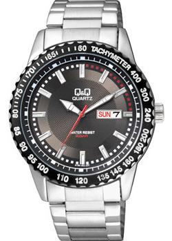 Японские наручные  мужские часы Q&Q A194202. Коллекция Кварцевые