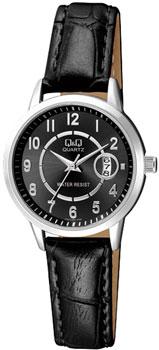 Японские наручные  женские часы Q&Q A457J305. Коллекция Кварцевые