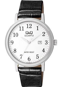 Японские наручные  мужские часы Q&Q BL62J304. Коллекция Кварцевые