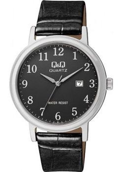 Японские наручные  мужские часы Q&Q BL62J305. Коллекция Кварцевые