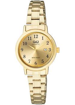 Японские наручные  женские часы Q&Q BL63J003. Коллекция Кварцевые