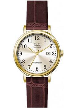 Японские наручные  женские часы Q&Q BL63J103. Коллекция Кварцевые