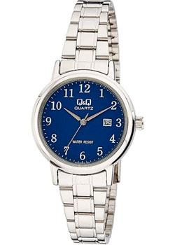 Японские наручные  женские часы Q&Q BL63J215. Коллекция Кварцевые