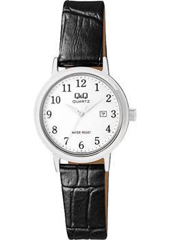 Японские наручные  женские часы Q&Q BL63J304. Коллекция Кварцевые