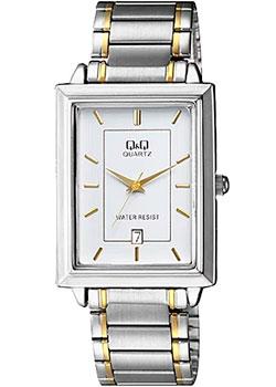 Японские наручные  женские часы Q&Q BL64J401. Коллекция Кварцевые