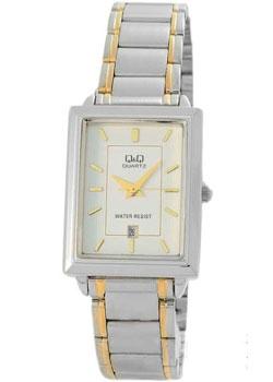 Японские наручные  мужские часы QQ BL65J401. Коллекция Кварцевые.