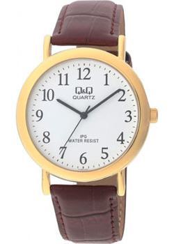 Японские наручные  мужские часы Q&Q C150J104. Коллекция IP Series