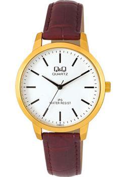 Японские наручные  мужские часы Q&Q C154J111. Коллекция IP Series