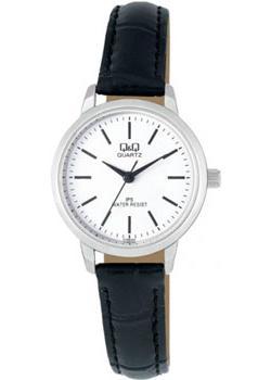Японские наручные  женские часы Q&Q C155J311. Коллекция IP Series