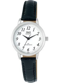 Японские наручные  женские часы Q&Q C155J314. Коллекция IP Series