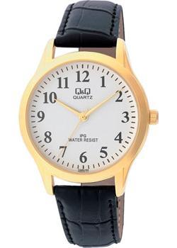 Японские наручные  мужские часы Q&Q C168J104. Коллекция IP Series