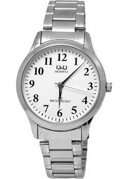 Японские наручные  мужские часы Q&Q C168J204. Коллекция IP Series