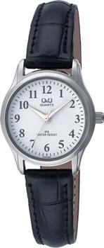 Японские наручные  женские часы Q&Q C169J304. Коллекция IP Series