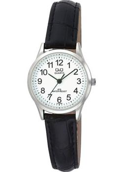 Японские наручные  женские часы Q&Q C179J304. Коллекция IP Series