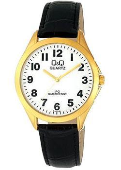 Японские наручные  мужские часы Q&Q C192J104. Коллекция IP Series