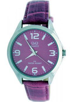 Японские наручные  женские часы Q&Q C192J325. Коллекция IP Series